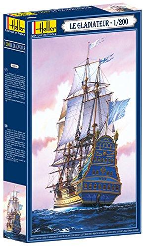 80826 Echelle 1//200/ème Le Gladiateur Heller Construction Et Maquettes