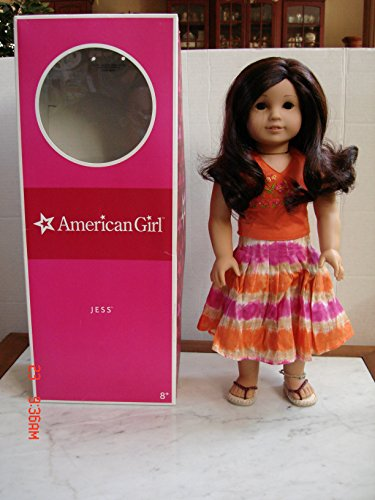 American Girl Doll of the Year 2006 - Jess McConnell-18