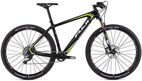 Fuji SLM-Bicicleta de montaña 29 1,1, color amarillo limón-talla ...