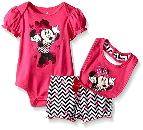 Disney Girls Minnie Mouse Diaper