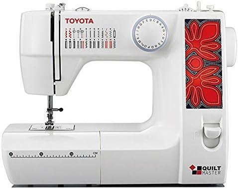 Toyota Quilt226 - Máquina de Coser (Brazo Libre, 26 programas): Amazon.es: Hogar