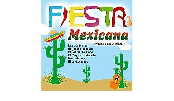 Fiesta Mexicana de Orlando y Sus Mariachis en Amazon Music ...