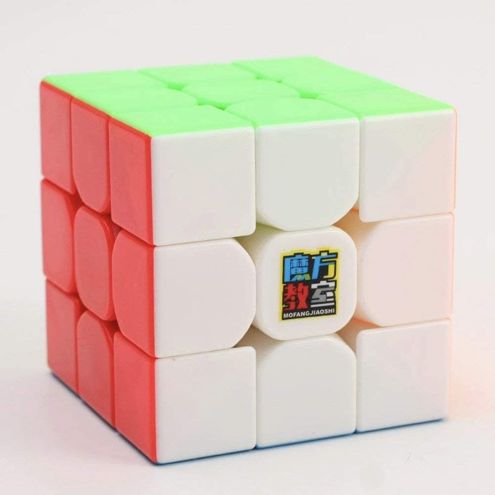 Cube 3x3 MF3RS Excellent Fast cube (Tanglong like)  from Moyu (by Yukub) - Stickerless: Amazon.es: Juguetes y juegos