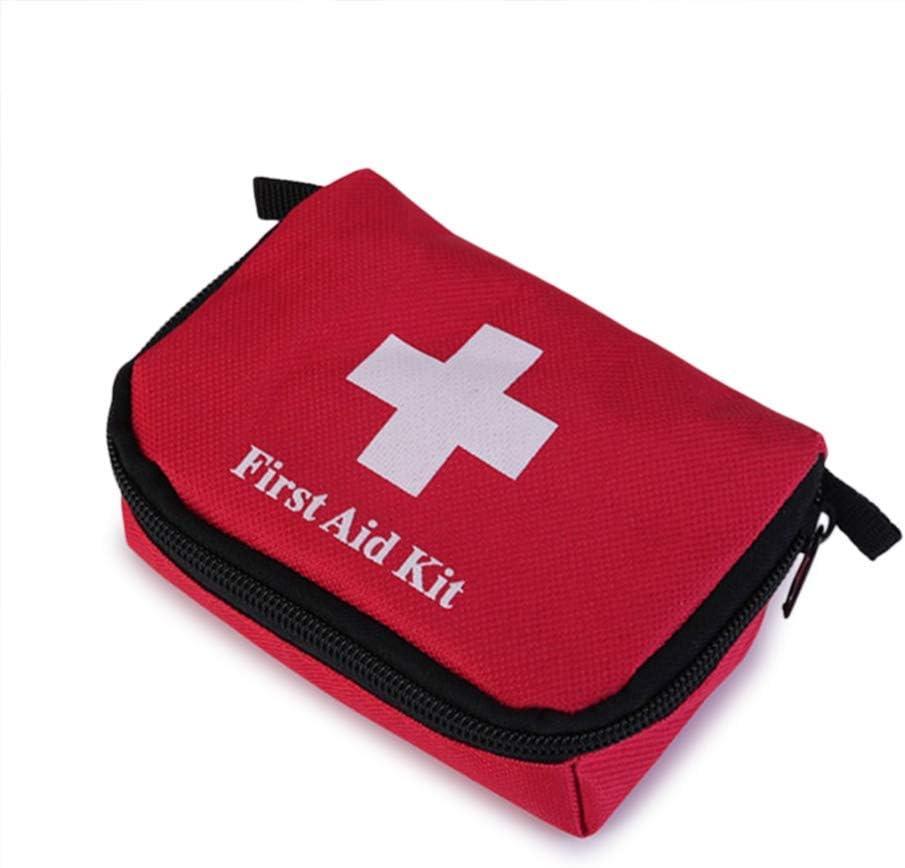Loopunk Portátil Kit Primeros Auxilios Caja Filtro, Supervivencia Emergencia Tratamiento Mini Aire Libre Senderismo Camping: Amazon.es: Salud y cuidado personal
