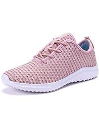 Women's Fashion Sneakers Flexible Casual Sport Shoes