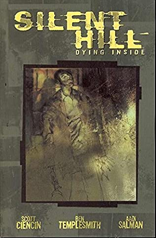 book cover of Dying Inside