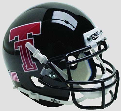 - Schutt NCAA Texas Tech Red Raiders Mini Authentic XP Football Helmet, Alt. 15, Mini