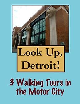 Detroit Guided Walking Tours
