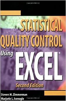 quality control excel