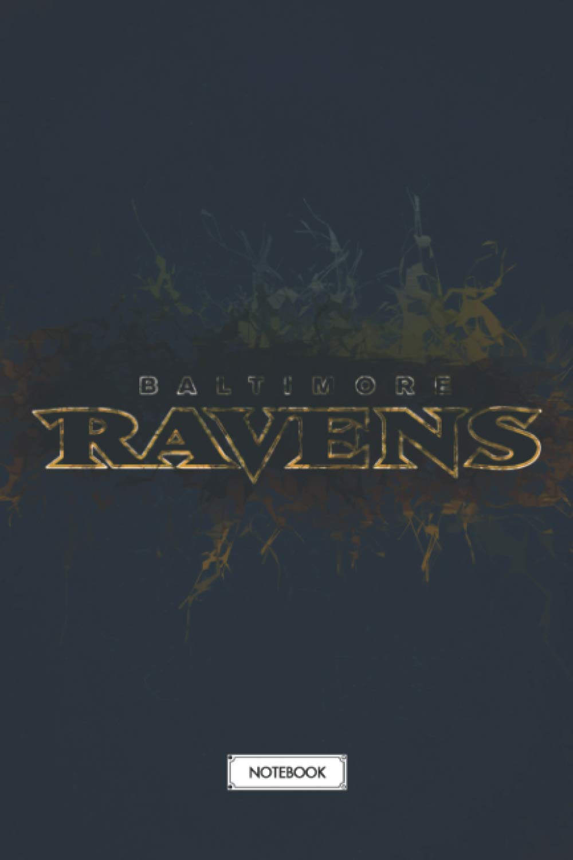 Notebook National Football League Nfl Baltimore Ravens Notebook Best Gift Ideas For Holiday Halloween Christmas Thankgiving Newyear Varela Daysi 9798689759609 Amazon Com Books