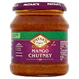 Pataks Mild Pickle Chutney, Mango, 10 Ounce