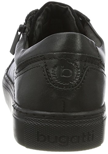 Bugatti Herren 322405011000 Sneaker Schwarz (Schwarz)