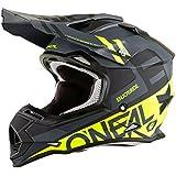 ONeal Unisex-Adult 2SERIES Helmet (SPYDE) (Black/Hi Viz