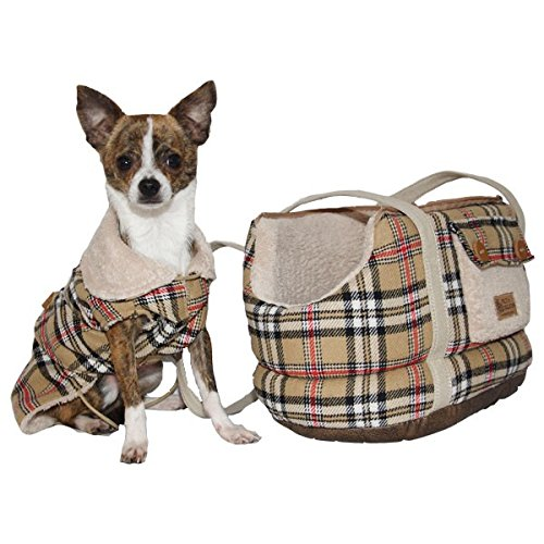 943c91f63a180 Manteau pour chiens Cappotto London Burberry: Amazon.fr: Animalerie