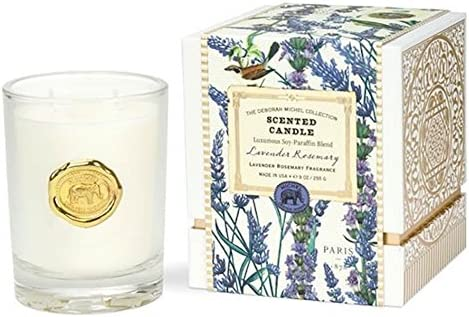 For Every Home Body 6 Ounce Oz Aromatherapy Peppermint Candle