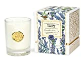 The Deborah Michel Collection Gift Boxed Scented Candle, 9-Ounce, Lavender Rosemary, 9 oz,