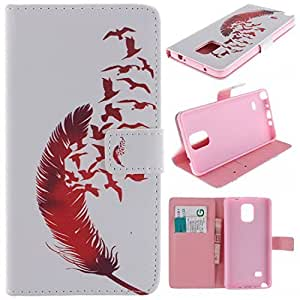 For Note 4 case,note 4 cover,Galaxy note 4 case,samsung note 4 case,Galaxy Note 4 leather case,phone case for samsung note 4,Nacycase leather Wallet Samsung note 4 Case Cover with Stand Feature and Credit Card ID Holders for Samsung Galaxy Note 4