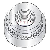 M2.5-0.45-2 Self Clinching Nuts / Steel / Zinc / Shank Height: 1.38 mm | Minimum Sheet Thickness: 1.4 mm (QUANTITY: 7,000 pcs)