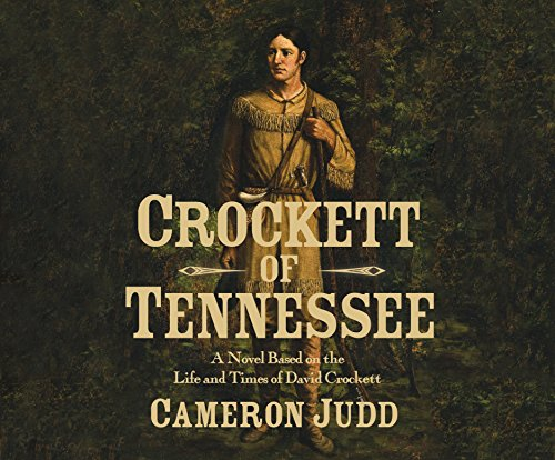 Book Cover: Crockett of Tennessee