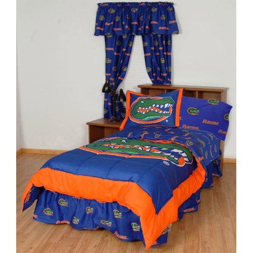 College Covers Florida Gators Bed in a Bag, Queen