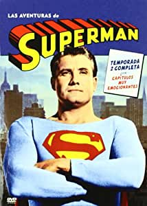 Las Aventuras De Superman: Temporada 2 [DVD]