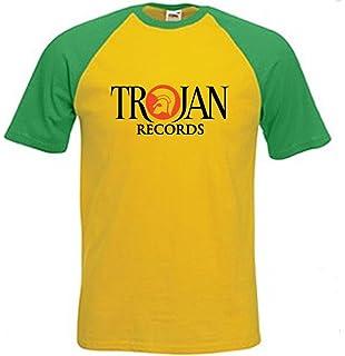 Revolutionary Tees 1969 Trojan Reggae de sujeción para trabajos ...