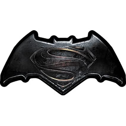 Batman Vs Superman Official Logo DAWN OF JUSTICE
