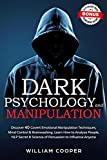 Dark Psychology and Manipulation: Discover 40