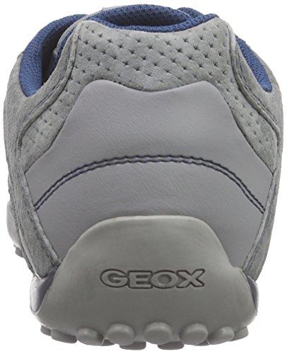 Geox UOMO SNAKE K U4207K01422C6105 Herren Sneaker Grau (LAKEC4069)