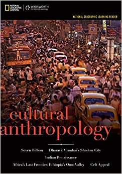 National Geographic Learning Reader: Cultural Anthropology (with Bind-In eBook Printed Access Card) (Explore Our New Anthropology 1st Editions)