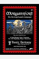 Morgansfort: The Western Lands Campaign Paperback