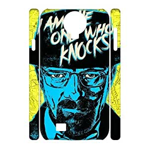 Breaking Bad Customized 3D Cover Case for SamSung Galaxy S4 I9500,custom phone case ygtg320676