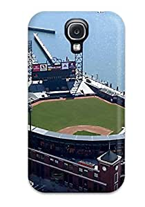 New Style san francisco giants MLB Sports & Colleges best Samsung Galaxy S4 cases 9445436K376051316