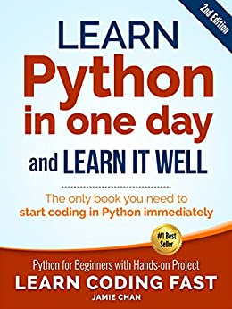 Python 2nd Beginners Hands Project ebook product image