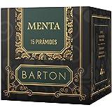Barton Menta - 15 pirámides