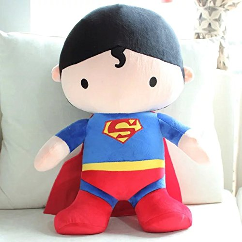 YDGHD Enorme Adorable Superman Batman Peluche Muñeca De ...