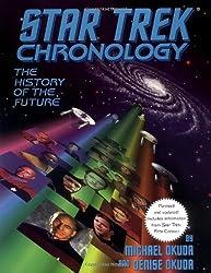 S/trek Chronology Revised
