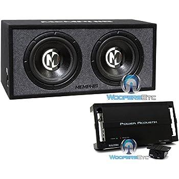 """Amazon.com: pkg Memphis 15-PRXE12D 12"""" 600W RMS 1200W Max"""