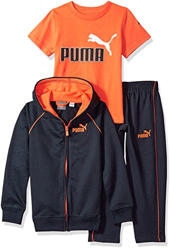 PUMA Baby Boys Three Piece Hoodie and Tee Set – DiZiSports Store