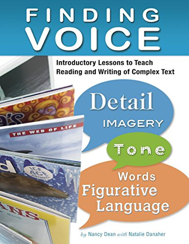 Finding Voice: Introductory Lessons to Teach Reading and Writing of Complex Text (Capstone Professional: Maupin House)