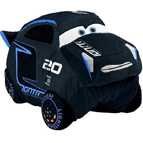 Disney Pixar Cars Jumboz Pillow Pets Floor Pillow - Cars 3 Jackson Storm Jumbo  Stuffed Plush Toy
