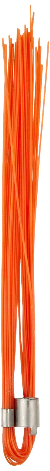 Presco OM6TX, Marking Whiskers, Orange, 6 inches in Length (Pack of 1000)