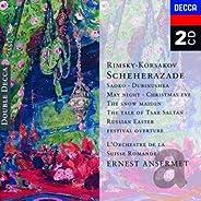 Rimsky-Korsakov: Scheherazade/Russian Easter Festival Overture/Sadko/Christmas Eve/Dubinushku/May Night/The Sn