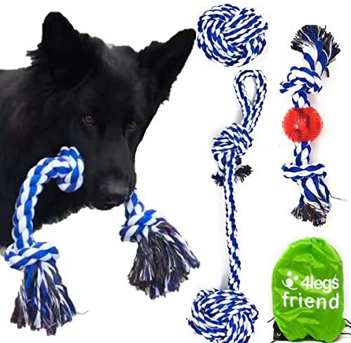 4LegsFriend Tug War Aggressive Chewers product image