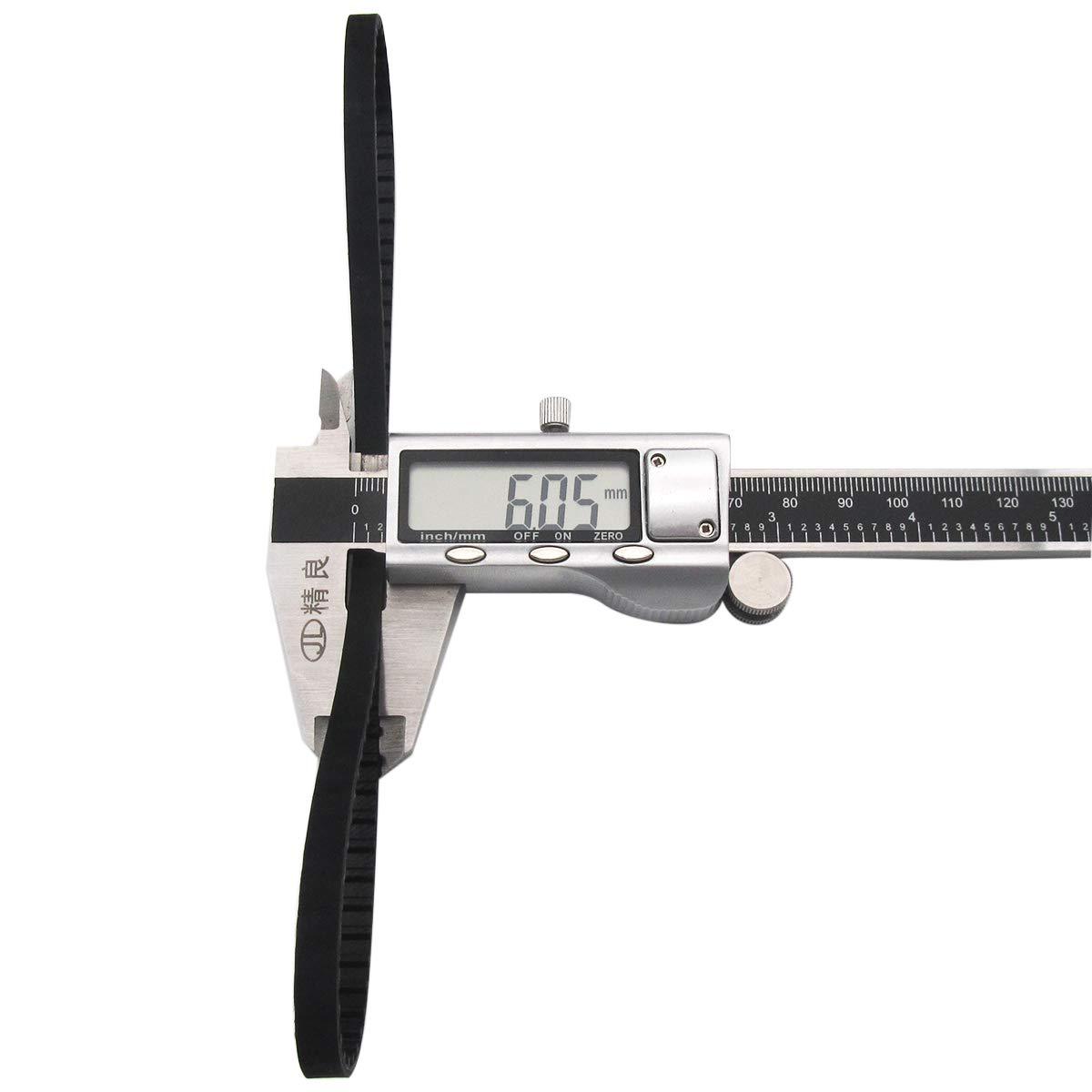 FIT for Singer Sewing Machine Timing Motor Belt 240 250 Series 353 354 1263 1280#37977 KUNPENG