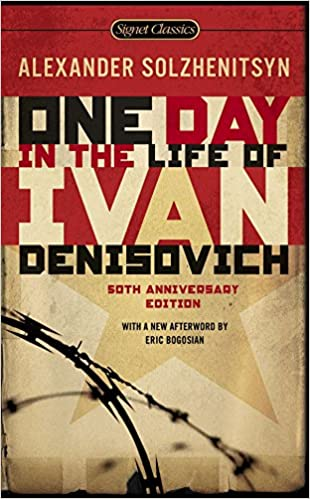 one day in the life of ivan denisovich summary