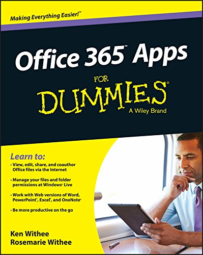 Office 365 Apps For Dummies Pdf