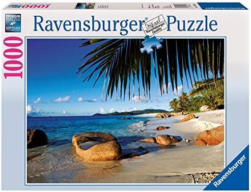 Ravensburger - Palmitos en la Playa, Puzzle de 1000 Piezas (19018 8): Amazon.es: Juguetes y juegos