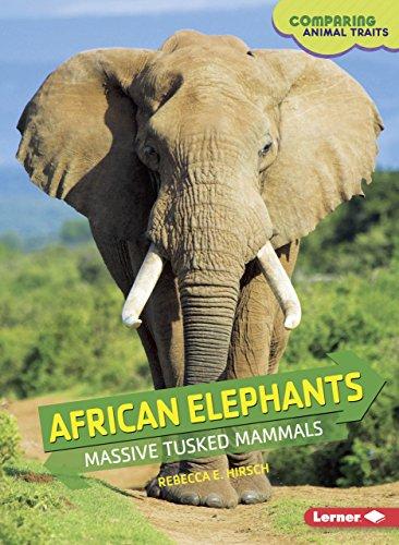 African Elephants: Massive Tusked Mammals (Comparing Animal Traits)