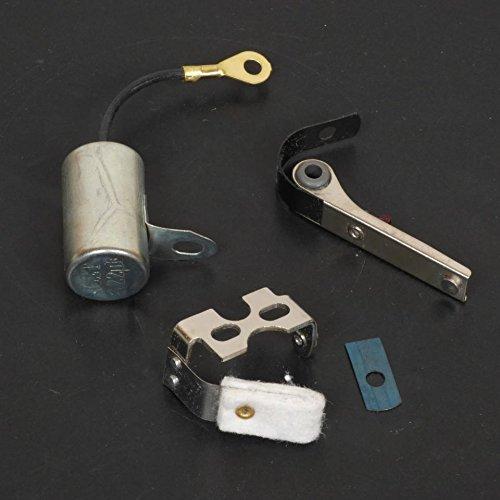 Condensateur /à fil et rupteur dallumage Solex 3800 S3800 Neuf VSX V/élosolex
